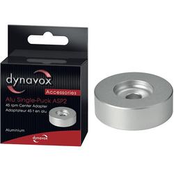 Dynavox Alu Single-puck Asp2 Für 7 Zoll Singles - Single-Puck (Sonstiges)