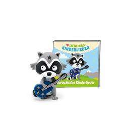 tonies® Lieblings-Kinderlieder - Europäische Kinderlieder