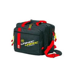 Unihoc Computer bag Crimson Line black Black