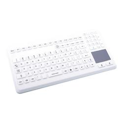 GETT TKG-104-TOUCH-IP68-GREY - Tastatur - USB