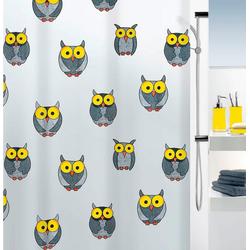 spirella Duschvorhang Owl Breite 180 cm, Höhe 200 cm
