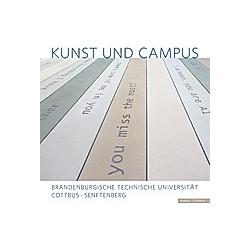 Kunst und Campus - Buch