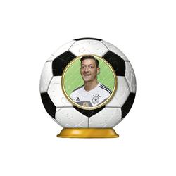 Ravensburger 3D-Puzzle puzzleball® 54 Teile Mesut Özil, Puzzleteile