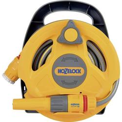 Hozelock Click & Go 2427 0000 1 St. Gelb, Grau Schlauchtrommel