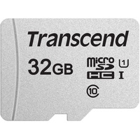 Transcend microSDXC 32GB Class 10 300S UHS-I