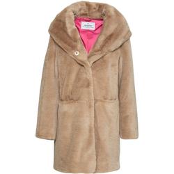 Milestone Langmantel Fake Fur Mantel Finia 46