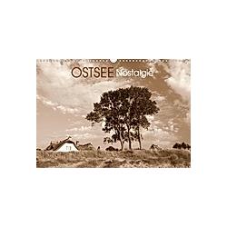 Ostsee-Nostalgie (Wandkalender 2020 DIN A3 quer)