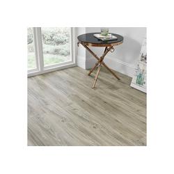 neu.holz Vinylboden, Mons Vinyl Laminat Bodenbelag Dekor-Dielen Selbstklebend 5,85m² Italian Oak natur