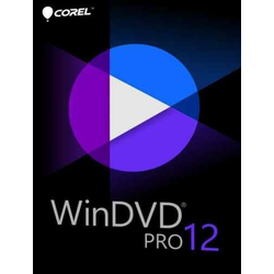 WinDVD Pro 12, 3D/Blu-ray, HD/4K DVD-Player für Windows, Download