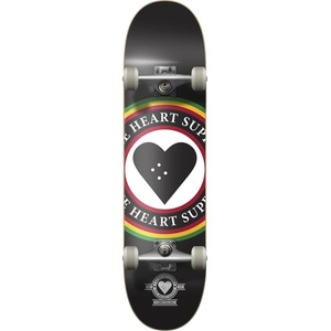 Komplett HEART SUPPLY - Insignia Skateboard (MULTI) Größe: 8in