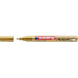 edding 753 Lackmarker gold 1,0 - 2,0 mm