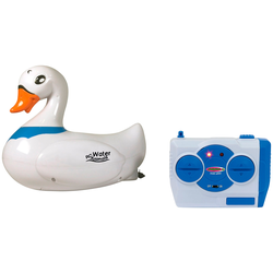 Jamara Badespielzeug RC Water Animals weiß Kinder Wasserspielzeug Outdoor-Spielzeug