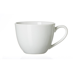 Ritzenhoff & Breker / Flirt Cappuccinotasse Bianco in weiß, 300 ml