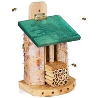 Relaxdays Insektenhotel, Insektenhotel Bienen