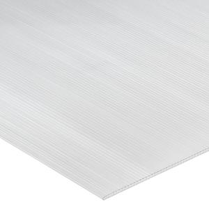 Salux Polycarbonat-Hohlkammerplatte, 10 mm