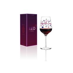 Ritzenhoff Rotweinglas Red Rotweinglas P. Chiera H17