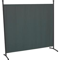 Angerer Freizeitmöbel Stellwand Groß (1 Stück), (B/H): ca. 178x178 cm grau