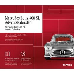 Mercedes-Benz 300 SL Adventskalender