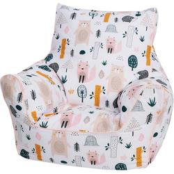 Knorrtoys® Sitzsack Wildlife, für Kinder; Made in Europe