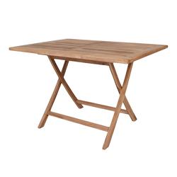 Stół ogrodowy Gerrin 120x80 cm