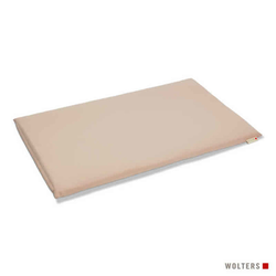 Wolters To-Go Reise Pad champagner, Maße: 100 x 65 cm