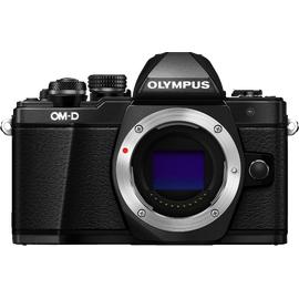 Olympus OM-D E-M10 Mark II Body schwarz