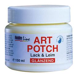 KREUL ART POTCH glänzend Servietten-Kleber 150,0 ml