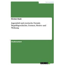Jugendstil: eBook von Kirsten Hauk