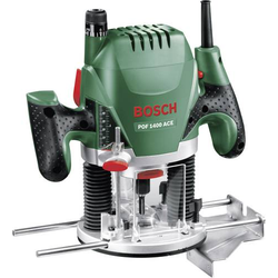 Bosch Home and Garden POF 1400 ACE Oberfräse inkl. Koffer 1400W