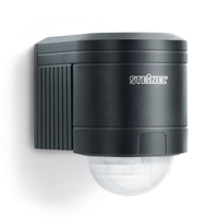 Steinel infrarot-bewegungsmelder is240duo/sw schwarz 602710