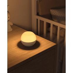 AUKEY Nachttischlampe LT-ST23, RGB LED Nachttischlampe mit Akku