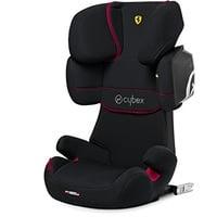 Cybex Solution X2-Fix Scuderia Ferrari Victory Black