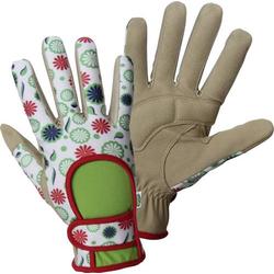 FerdyF. Kiwi 1438 Polyester Gartenhandschuh Größe (Handschuhe): 7, S 1 Paar