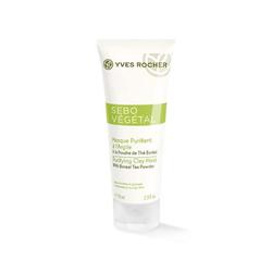 Yves Rocher Gesichtsmasken & Peelings - Tonerde-Maske