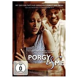 Porgy & Me - DVD  Filme