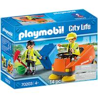 Playmobil City Life Kehrmaschine 70203