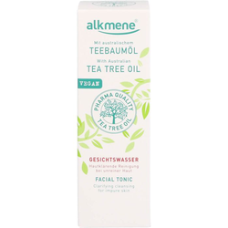 ALKMENE Teebaum Gesichtswasser 200 ml