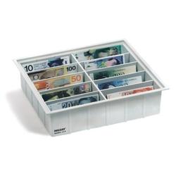 Universalbehälter - UB 6 mit 10 Banknotenfächern