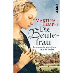 Die Beutefrau als Taschenbuch von Martina Kempff