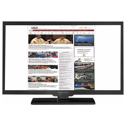 alphatronics TFT-LED-Flachfernseh-DVD-Kombination Alphatronics SL-24 DSBI+, 12 /