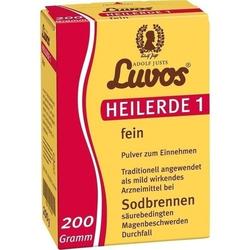 LUVOS Heilerde 1 fein 200 g