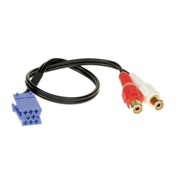 AUX Adapter BECKER / BLAUPUNKT / VDO