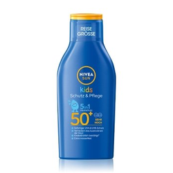 NIVEA SUN Kids Schutz & Pflege LSF 50+ krem do opalania  100 ml