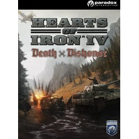 Hearts of Iron IV - Death or Dishonor (Download) (PC)