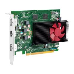 HP AMD Radeon RX 550 Grafikkarte mit 4 GB