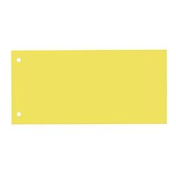 100 dots Trennstreifen gelb