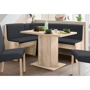 eckbank schwarz preisvergleich. Black Bedroom Furniture Sets. Home Design Ideas