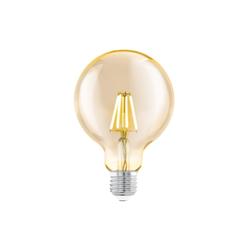 Eglo LED-Leuchtmittel Vintage Kugel, 4W / E27