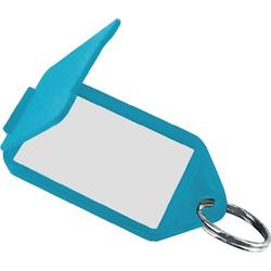 Schlüsselanhänger 8160 FS/50 rot Ku.aufklappbar