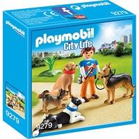 Playmobil City Life Hundetrainer 9279